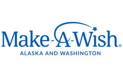 Proud Partner of Make-A-Wish® Alaska & Washington