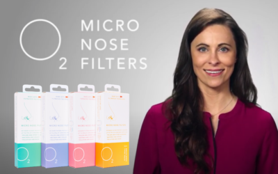 O2 Nose Filters: The Ideal Solution for Increased Protection